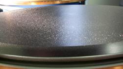 Materiales de pulverización iónica