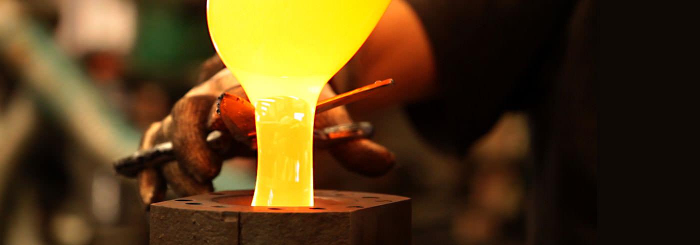 Glass cutting scissors