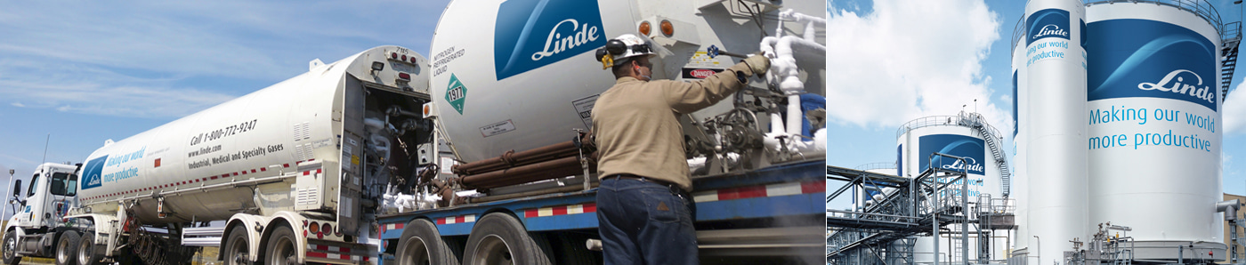 Linde Truck and Plant